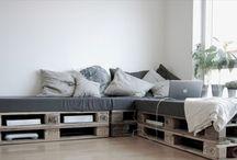Spare lounge room