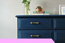 Furniture colour