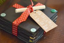 Easy DIY Gifts / Affordable DIY gifts for all the special people in your life!