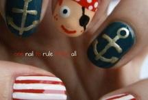 Nails and more nails! :) / by Hannah Evatt