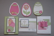 Cards, Easter / by Pamela Selinski