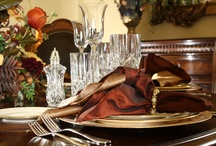 Tablescapes- By Lucy Emory Hendricks Legacy Interiors