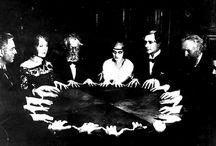 Victorian seance