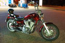 Suzuki VS 1400 Intruder / Motorrad