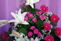 By Xardinalia / Trabajos realizados en nuestra floristería