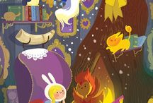What Time Is It??? Adventure Time / by Katie Corkill