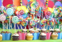 Candy Land Party | THEME / #CandyLand #sweetshoppe #sweetshop #CandyLandPartyTheme #CandyBirthday #partyinvite #ForeverYourPrints #FYP #4EverYourPrints #PartyTheme #PartyIdeas #Inspiration / by Forever Your Prints
