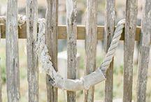 driftwood fences