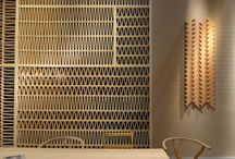 Architectural partitions / Architectural partitions, walls by Patricia Urquiola