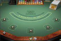 Double Exposure Serie Gold a più Mani / Su Voglia di Vincere, battere il banco a blackjack è ancora più facile, con Double Exposure Serie Gold a più mani. In questo blackjack hai fino a 5 mani su cui puntare contemporaneamente ma, soprattutto, un grandissimo vantaggio: il banco gioca con tutte le carte scoperte, fin dall'inizio!
