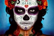 Halloween Inspiration / Costume & makeup ideas