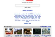 YouTube timeline 2005 – 2018 / Look through the development of YouTube websites on a timeline.