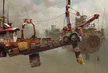 Ma.K. u. Industria Mechanika u. Andere / by Hp Arni