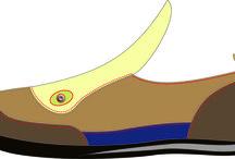 sepatu yang kusuka / semua sepatu memiliki kenyamana, bila itu dibuat dengan standar internasional dan memiliki acuan yang bagus serta sesuai dengan anatomi kaki :D