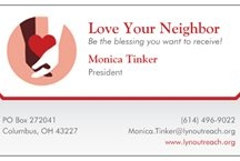 Love Your Neighbor / by Monica Tinker