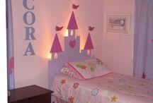 Faya haar nieuwe kamer / Ideeën voor Faya haar nieuwe kamer / by Lonneke Trip