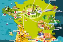 French Maps / Maps of France