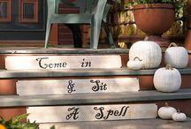 Happy Fall, y'all / by Amie Gaddie