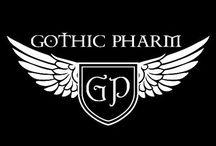 gothicpharm / Gothic Pharm został zaprojektowany dla tych, którzy poszukują najlepszych w dziedzinie suplementacji przy jednoczesnym dążeniu do absolutnej perfekcji
