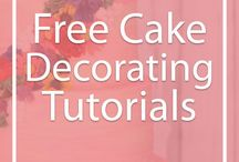 Baking tutorials