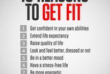 Être en forme