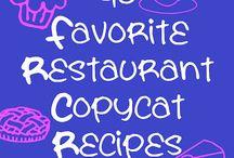Food & Recipes Misc.