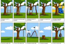 Gestion de projets et organisation / Gantt, plateformes collaboratives, planning, gestion de tâches...