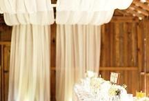 WEDDING { Fabric