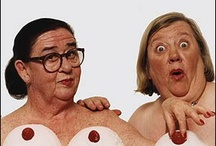 Two Fat Ladies: Loads of Laughter / by Pinter Estlover