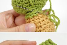 Crocheting learn