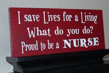 Nursing School Graduation Gifts / Nursing School Graduation Gifts / by afrugalchick