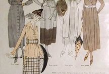 fashion early 20th century