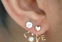 Double piercings / by Marshmallow Sundae