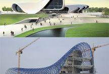Podróż/Architektura