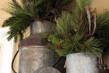 Christmas Decorations for Salt / Xmas ideas