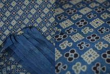 Natural Dyed Modal Silk Ajrakh Fabric