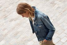 just add jeans / denim essentials / Embroidery, raw hems, wide legs and more—extra-special details take classic denim up a notch.