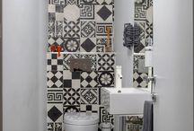 Tuvalet Dekorasyon Tasarımları