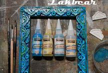 Picture frames by Lakbear
