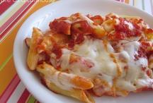 Pasta Recipes / by Anastasia MacDougall