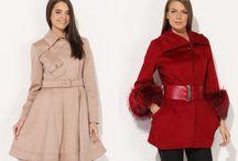 Balizza Kaban Modelleri / Balizza 2014 kış kaban ve mont kreasyonu