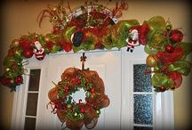 Door decorations / by Alissa Cockerham