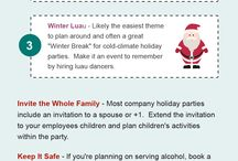 """""""Exceptional Holiday Party"""" / Tips on how to plan a """"Exceptional Holiday Party"""""""