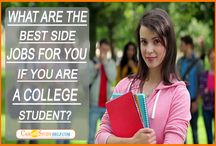 What Are The Best Side Jobs For You If You Are A College Student?