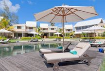 White Oaks Villas / Whether you are looking for beautiful sceneries or spending a relaxing day on the white sandy beaches in northern Mauritius, White Oaks is the place you need to visit in order to escape the life's daily routines.