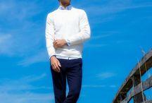 Herren Sportswearlooks / Lässige Looks für Outdoorfans!