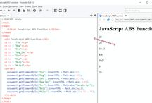 JavaScript / Tutorialgateway.org provides JavaScript tutorial with Examples and Screenshots. Please visit us to learn JavaScript Programming and JavaScript Code easily.