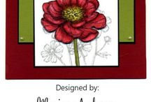 Stampin' Up Cards - My Retired Creations / Cards that I have created but the stamp sets are now retired.