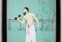Contemporary Pakistani Art / by Michelle Weitzel