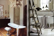 Free Standing Baths / by Furnishing Homes